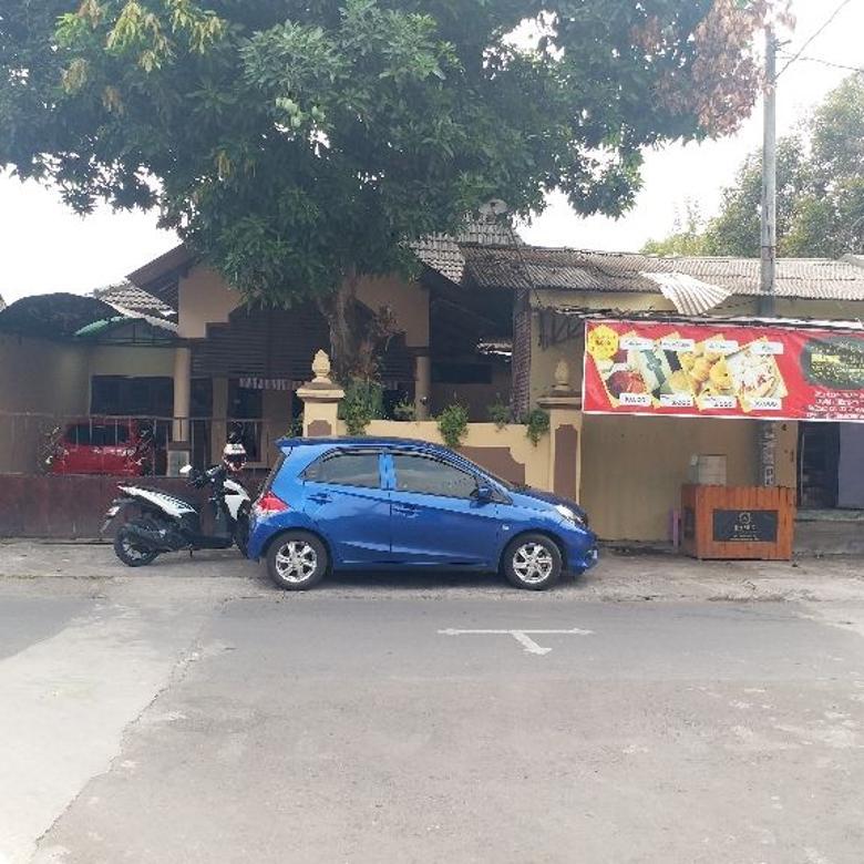 Dijual Rumah Bagus Plus Ruang Usaha di Ngadirejo Kartosura