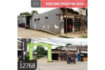 Kavling Pekayon Jaya, Bekasi Selatan, Bekasi, 400 m², SHM