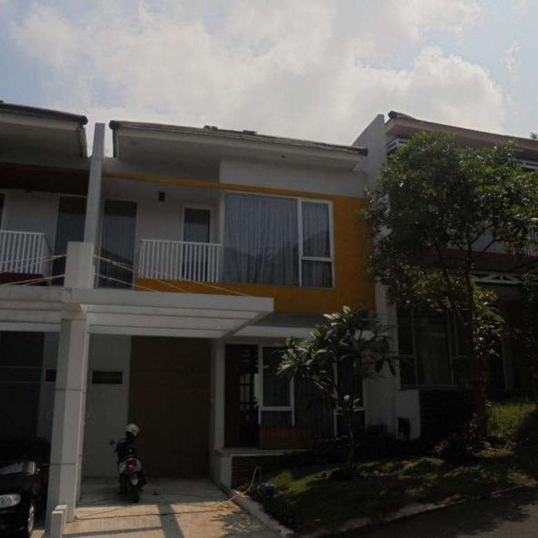 Rumah minimalis, asri dan super nyaman di Rivela Park
