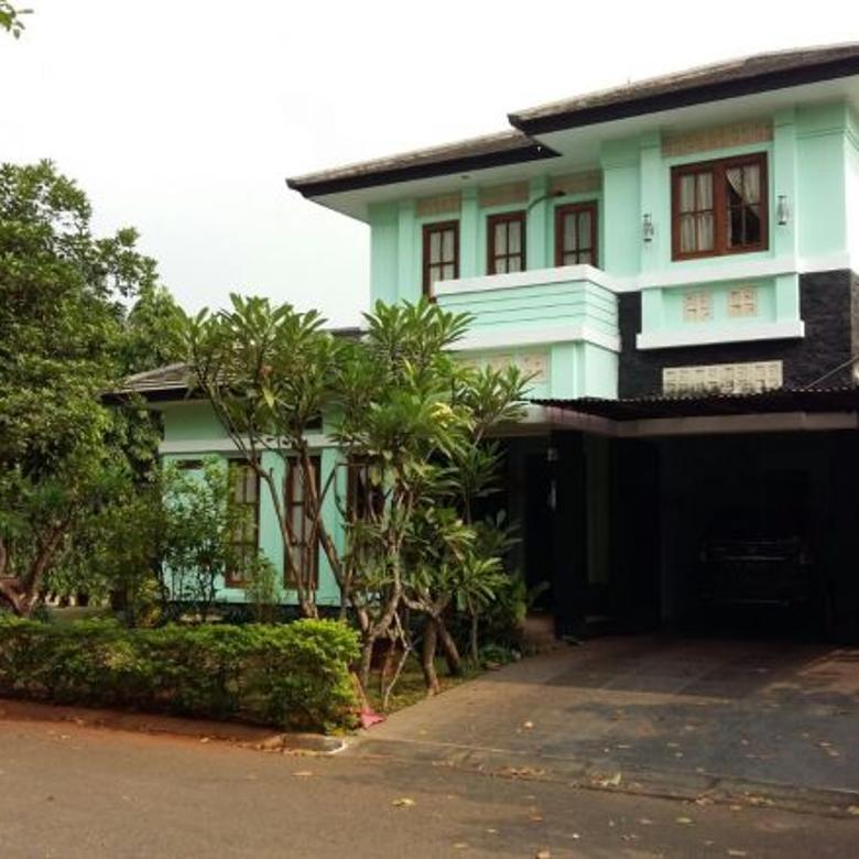 Turun Harga! Rumah Hook di Taman Puri Bintaro Sekt. 9