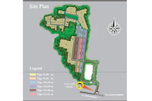 Rp6,84mily Tanah Dijual
