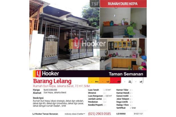 Rp813jt Rumah Dijual