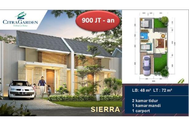 Rp966jt Rumah Dijual