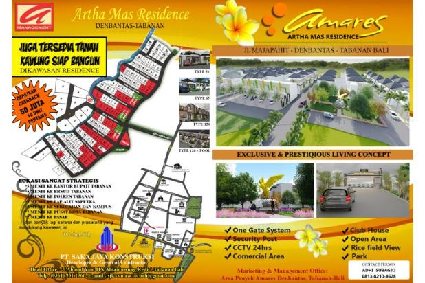 ARTHA MAS RESIDENCE TYPE 65/100 12299398