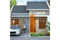 Rumah dijual murah di Tajur halang Bogor,  cicilan 1.85 jt