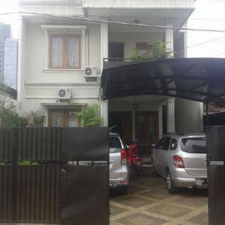 Rumah Cantik Mewah Di Intan Ujung - Cilandak