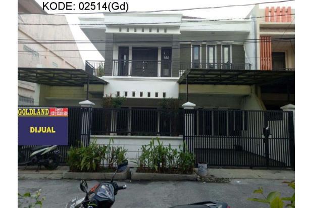 KODE: 02514 (Gd), Rumah Dijual Sunter, Hadap Selatan- Barat, Luas 12x20 m 17699275