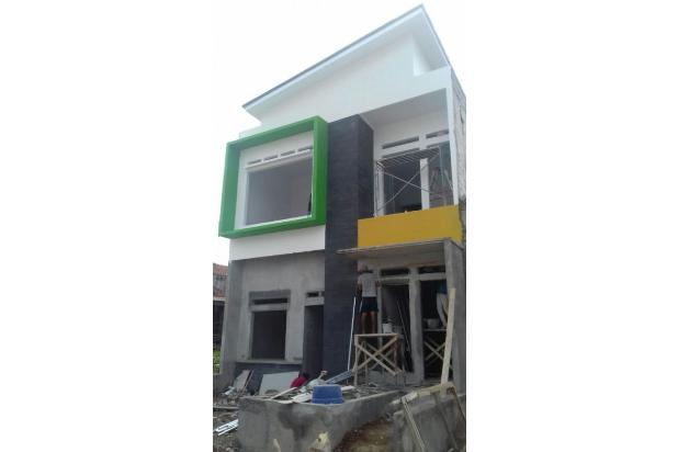 Townhouse 2 Lantai Lokasi STRATEGIS Depok Timur FASILITAS SMARTHOME 15828755