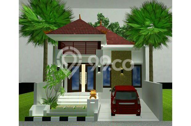 Dijual rumah nuansa Bali di grand wisata bekasi 17994444