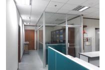 Office Space Menara Sudirman, Disewakan 1 Lantai 908 / 1 Zona 227