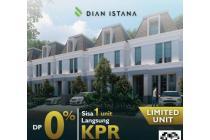 SISA 1 UNIT Dian Istana Taman Ratu Baru Gress KPR DP 0%