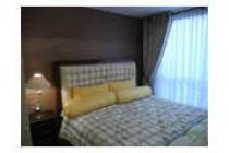 apartemen casagrande 1br unit baru renov,fully furnished