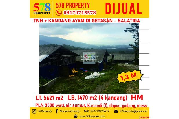 Rp1,3mily Tanah Dijual