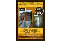 Rumah Termurah di Kedungmundu Hanya 235 Jt