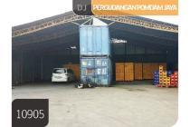 Kavling Pergudangan Pomdam Jaya, Jakarta Barat, 1000 m²