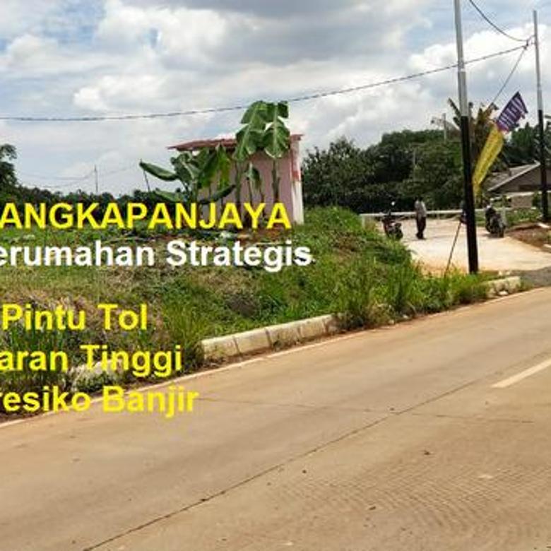 Kavling TERBAIK Se-Depok, Lokasi Strategis, Harga Sangat Ekonomis