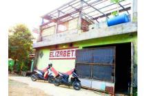 Dijual Cepat Rumah Usaha di Koperindak Tambun-Bekasi