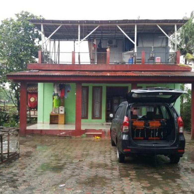 Tanah dan Rumah di sukatani di Bekasi