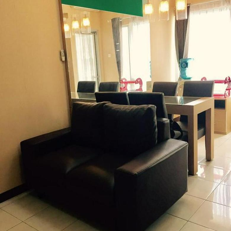 Apartemen Sudirman Park 2BR Full Furnish Lantai 39