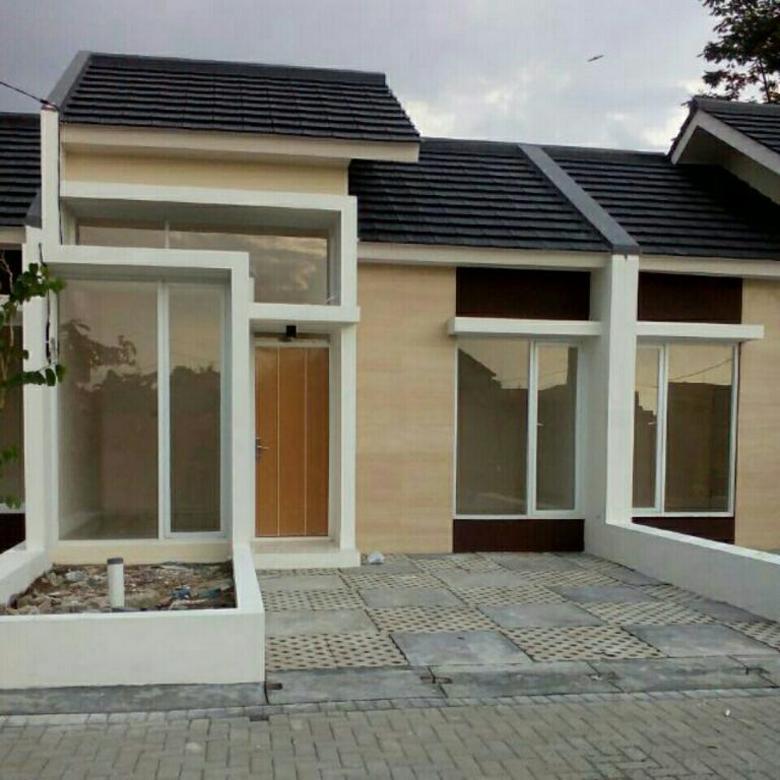 Rumah baru Buah batu ciganitri Bandung gratis biaya apapun