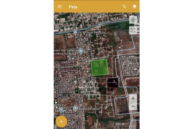 Rp70,3mily Tanah Dijual