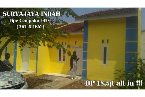 Rumah DP MURAH di Barat Jakarta !!!