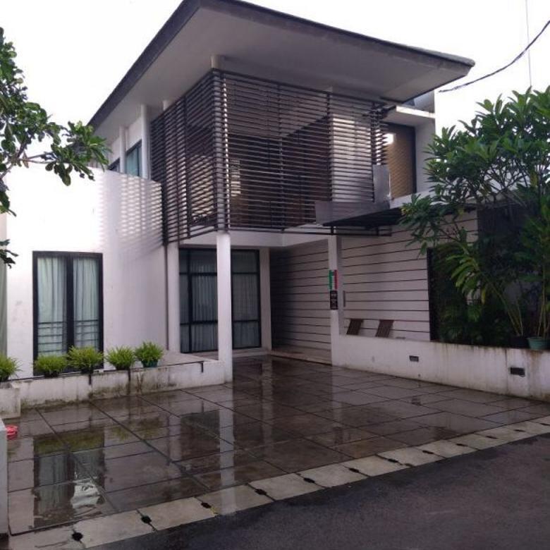 Jual Rumah Minimalis 3 Lantai Di Ampera Jakarta Selatan