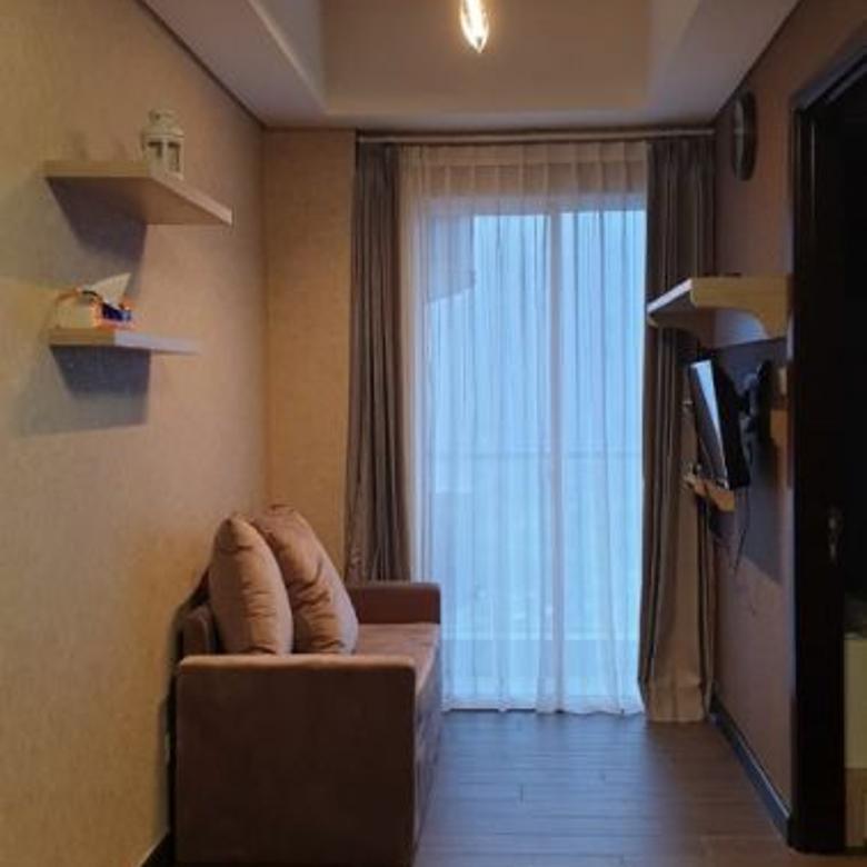 Apartemen Puri Mansion, Full Furnish, Ada 1BR, Siap Huni,Bagus
