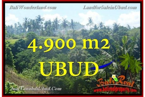 View Tebing dan sungai 4,900 m2 di Ubud Gianyar 18273690