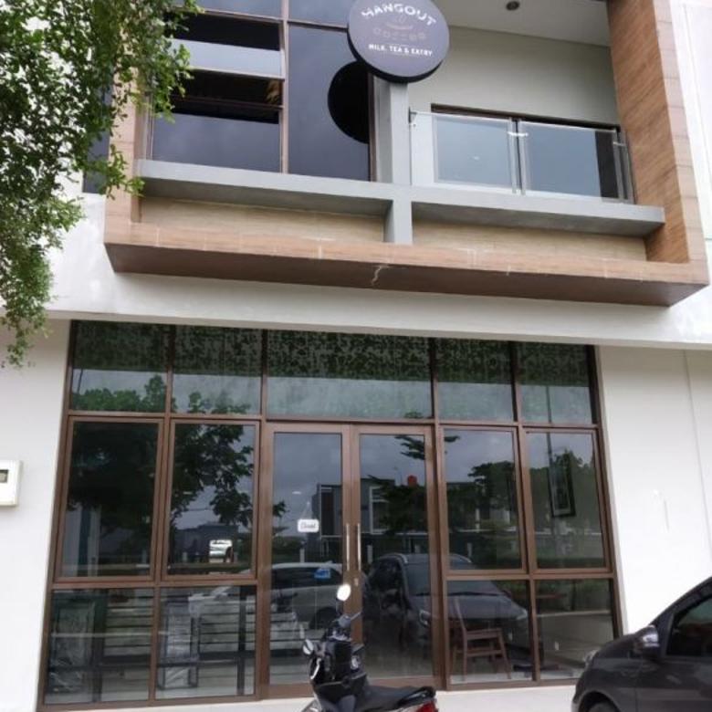 Dijual Ruko Savoy, JGC, Cakung Timur, Jakarta Timur