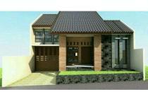 Rumah Baru Jl Parangtritis, 3 Menit ke Kampus ISI Jogja LT 300 m2