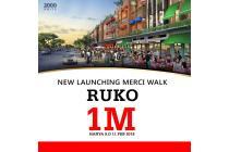 NEW LAUNCHING RUKO MERCI WALK 4 x 15