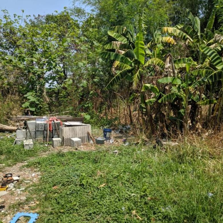 Dijual Tanah Lokasi Karangan Wiyung Surabaya Barat dekat Kodam
