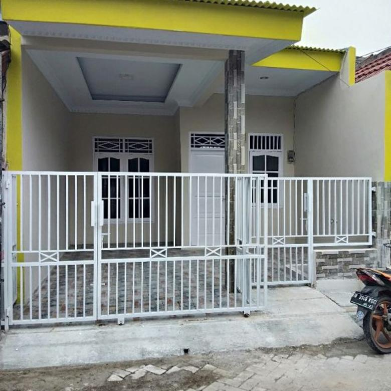 rumah design elegan bumyagara graha harapan Mustikajaya bekasi