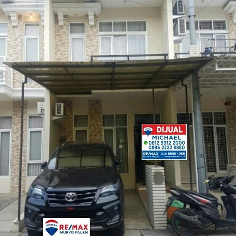Rumah Full Furnish, Siap Huni di Royal Palm Taman Surya 5