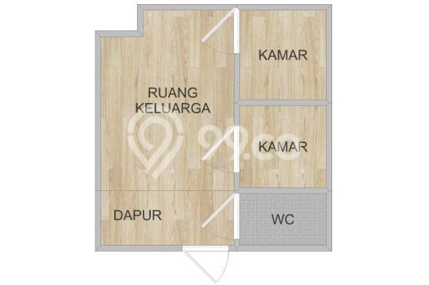Apartemen Menara Latumenten 2KT Siap Huni 15352239