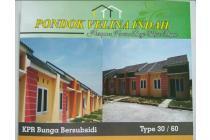 Dijual Rumah Subsidi tipe 30/60 Pondok Velina Indah Bekasi