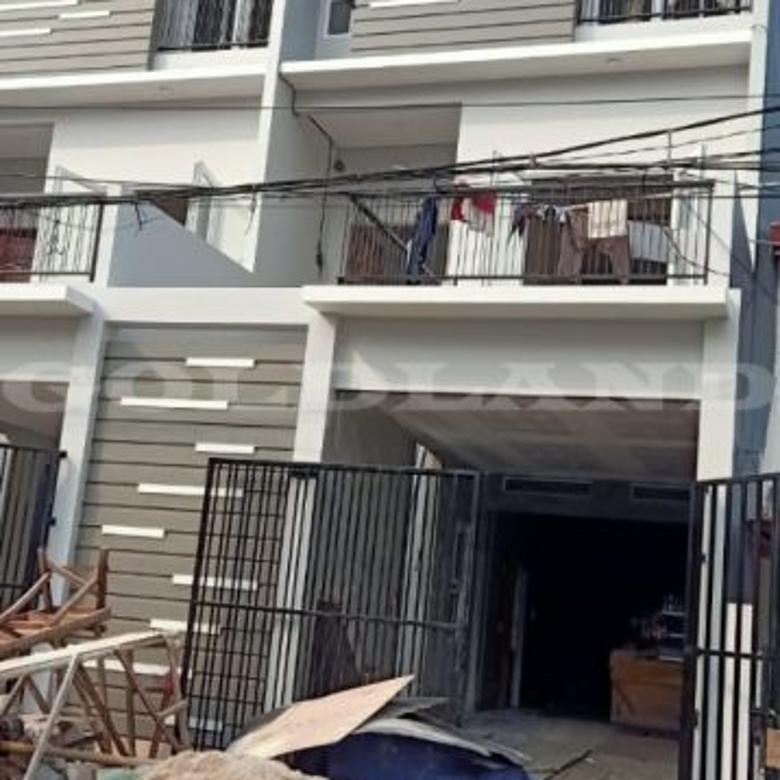 KODE :12125(Ad) Rumah Dijual Muara Karang, Luas 5,5x18 Meter