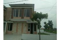 Rumah 2 Lantai,  DP hanya 25 jt an