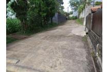 Tanah Cigadung Dekat Ke Jalan Utama Culdesak