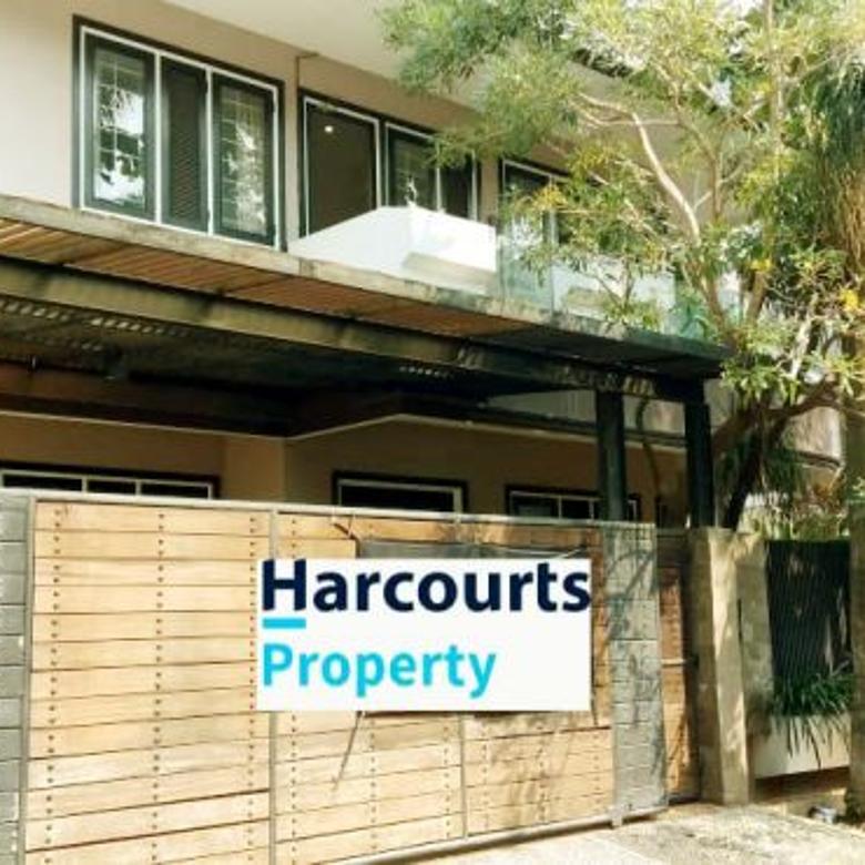 Rumah Cantik dan Asri Full Furnished Area Pondok Indah