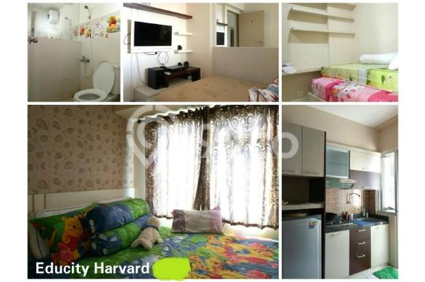 CITIHOME - Apartemen Educity Harvard 2 Br Full Furnish View Mountain 14316657