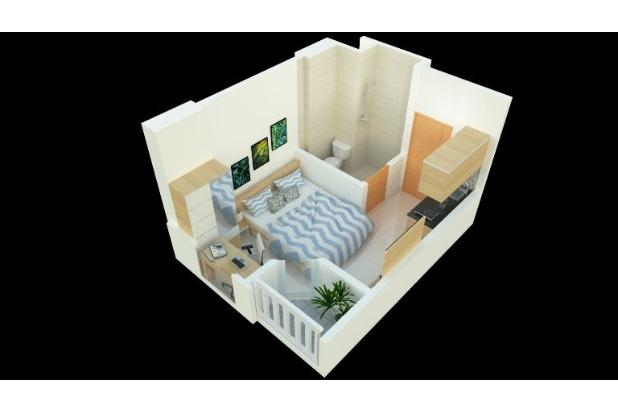 Rp463jt Apartemen Dijual