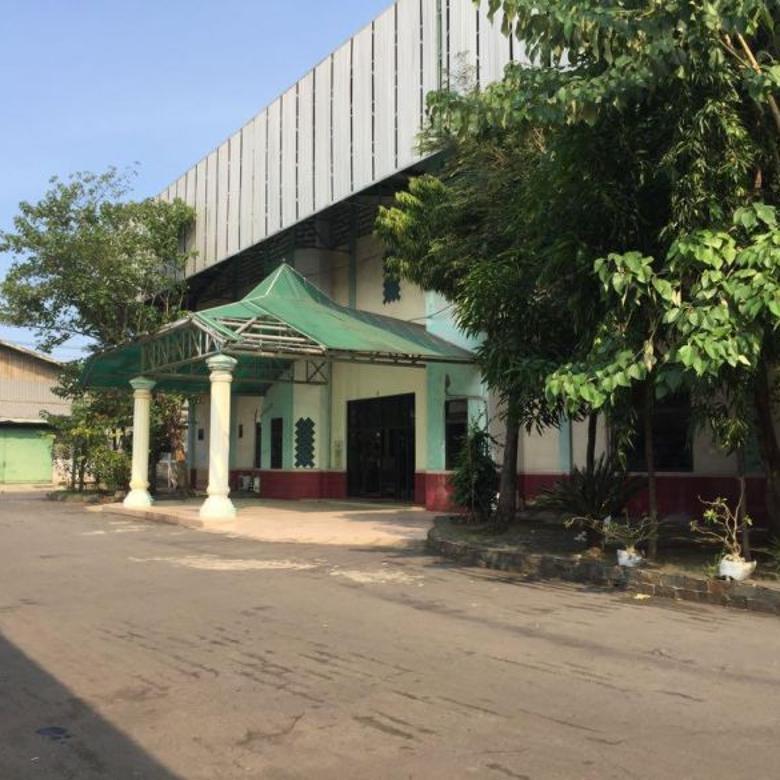 Jual bekas Pabrik Furniture Raya Margomulyo Strategis