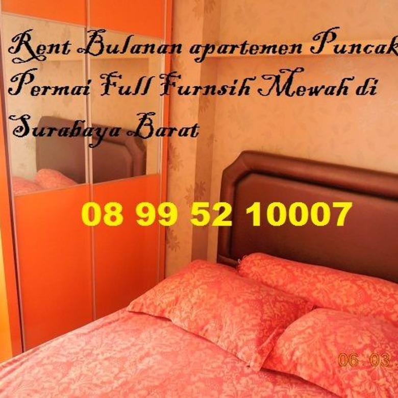 Luxury furnish mewah untuk 2 bedroom bulanan Puncak permai