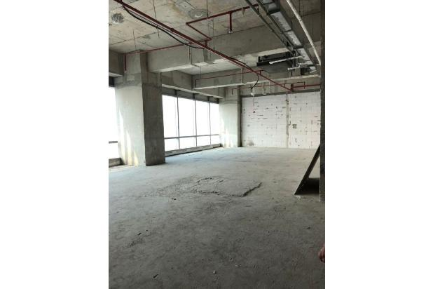 jual kantor soho capital luas 174m2, siap pakai, for sale office tower