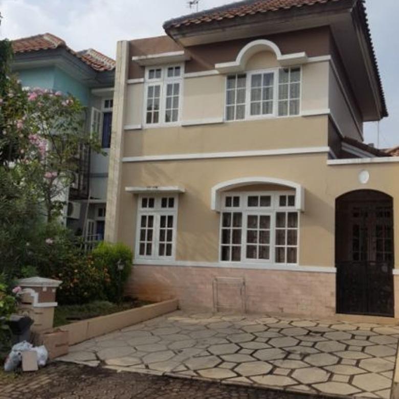 Dijual Rumah Siap Huni di Cibubur Legenda Wisata