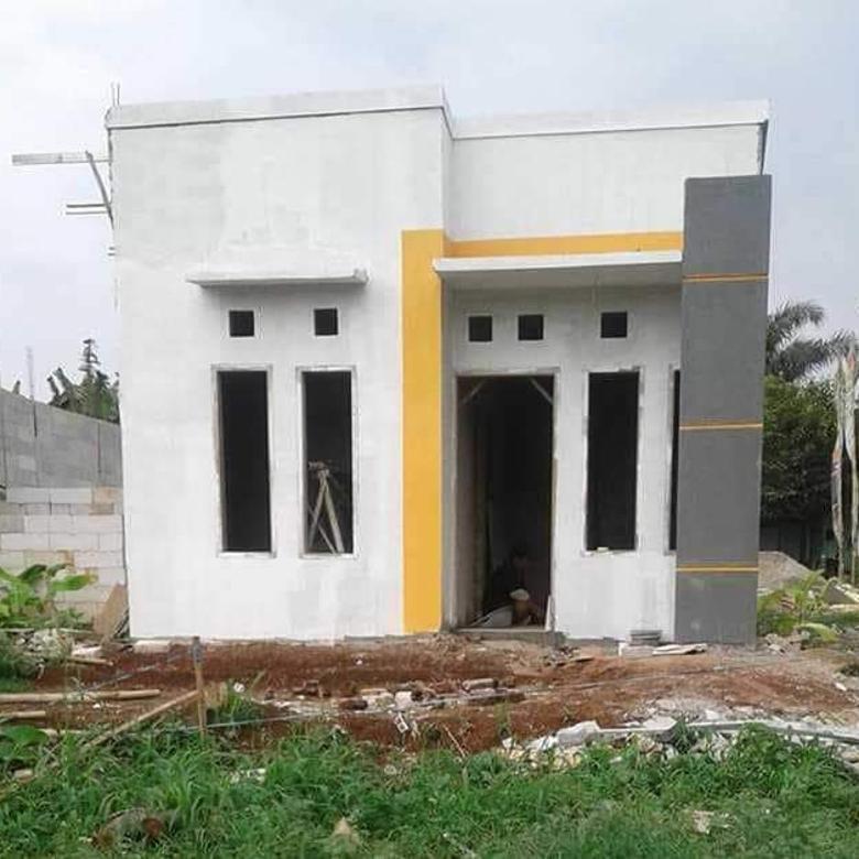 DP 35 Juta Sudah Punya Rumah di Tajur Halang