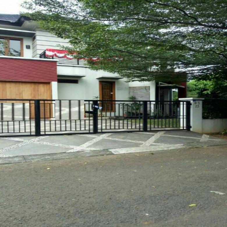 Rumah Bagus dan Asri di Nusaloka