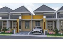Booking fee lima juta bisa punya Rumah mewah Type 50